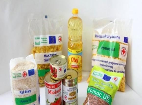 Wydawanie żywności z Programu Operacyjnego Pomoc Żywnościowa 2014-2020 - 11-12 kwietnia 2019